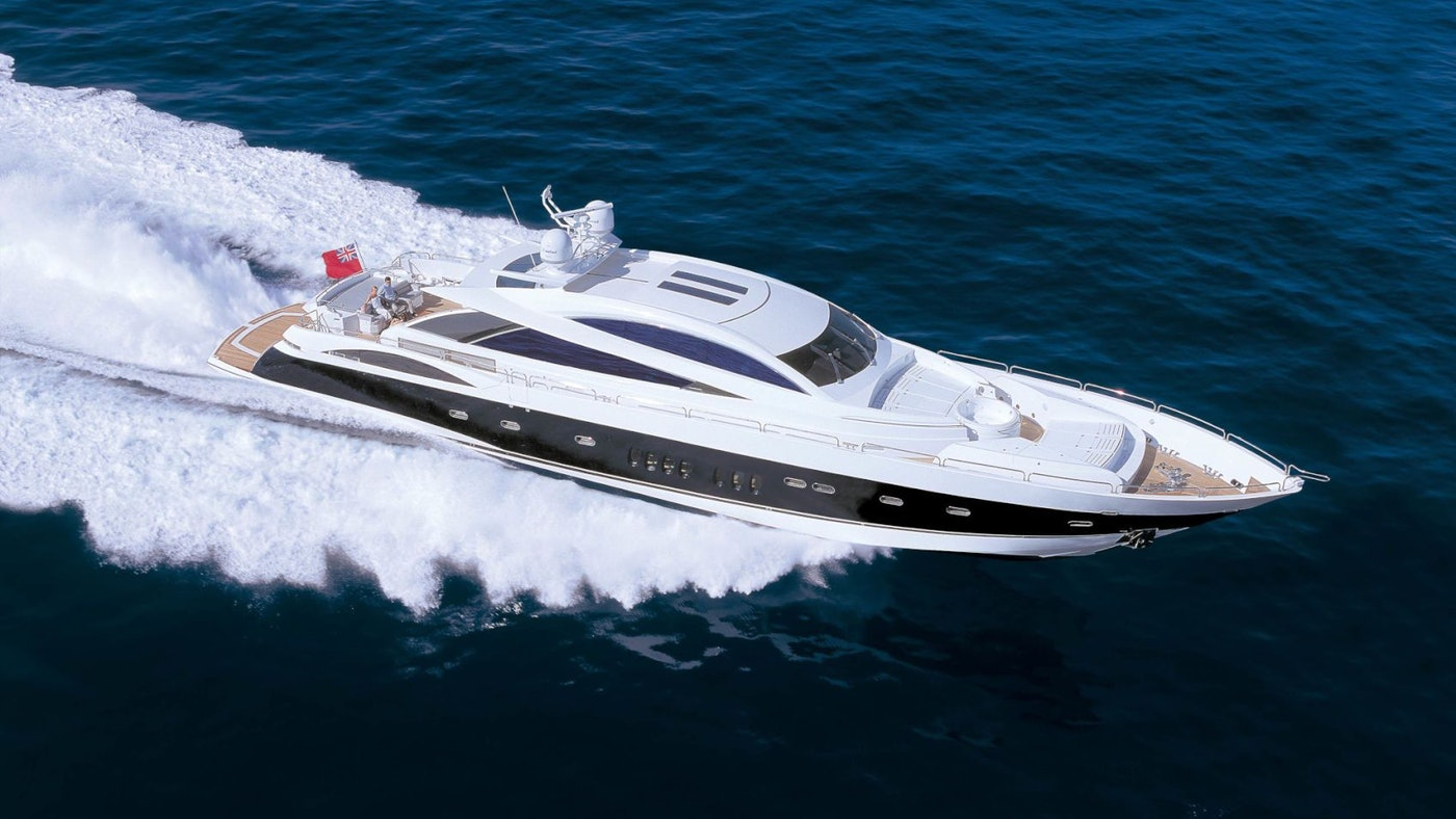 MOTOR YACHT CASINO ROYALE FOR SALE WITH NORTHROP & JOHNSON