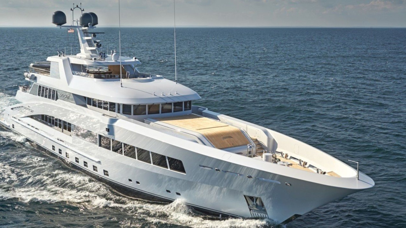 ROCK.IT 198 (60.35) Feadship Superyacht Now for Sale