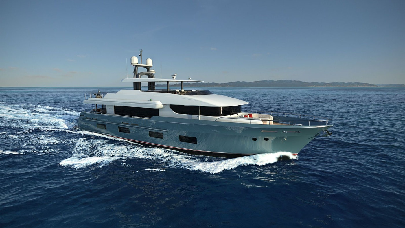 CRESCENT 108 NOW FOR SALE WITH NORTHROP & JOHNSON