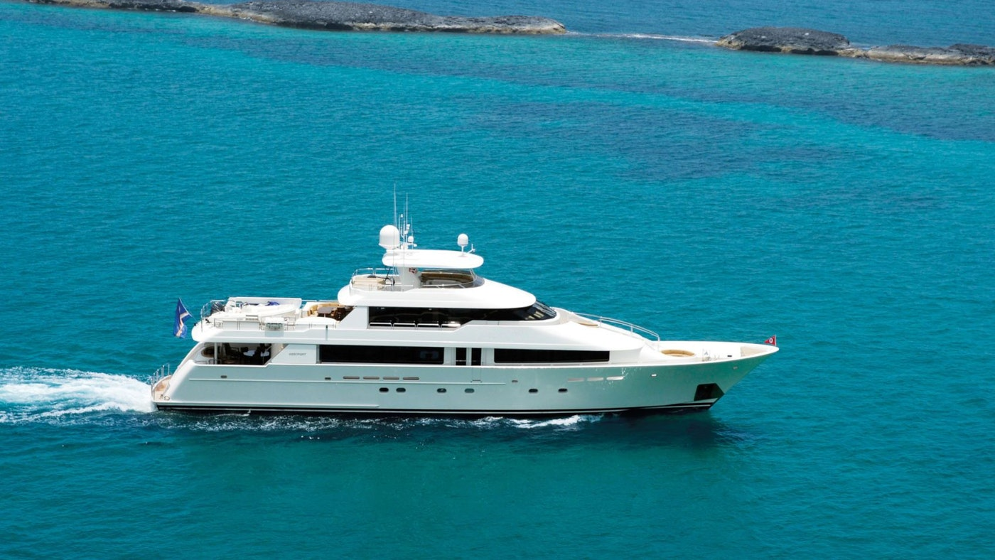 THE B&B NOW FOR CHARTER WITH NORTHROP & JOHNSON