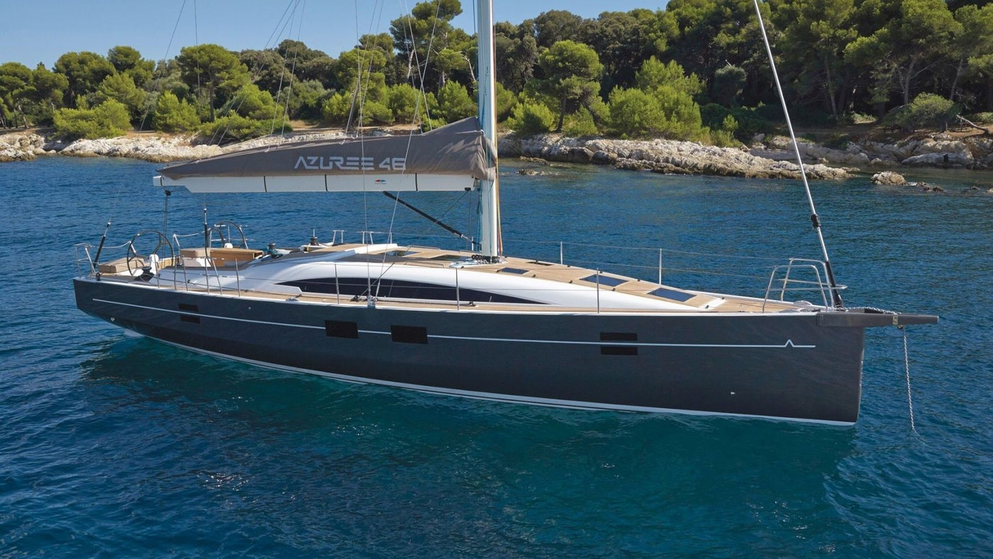 SAILING YACHT OUTLAW FOR SALE WITH NORTHROP & JOHNSON