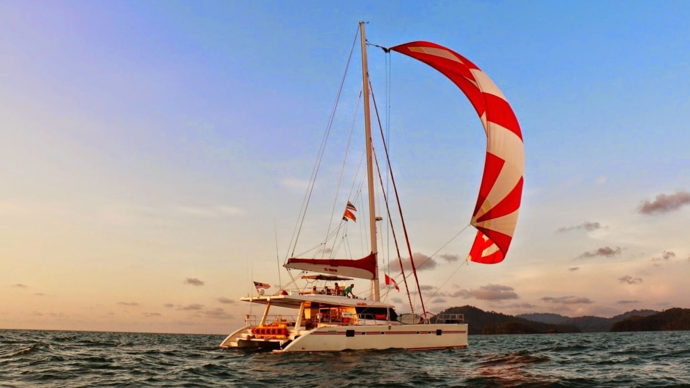 BLAZE II IS NOW AVAILABLE FOR CHARTER WITH NORTHROP & JOHNSON