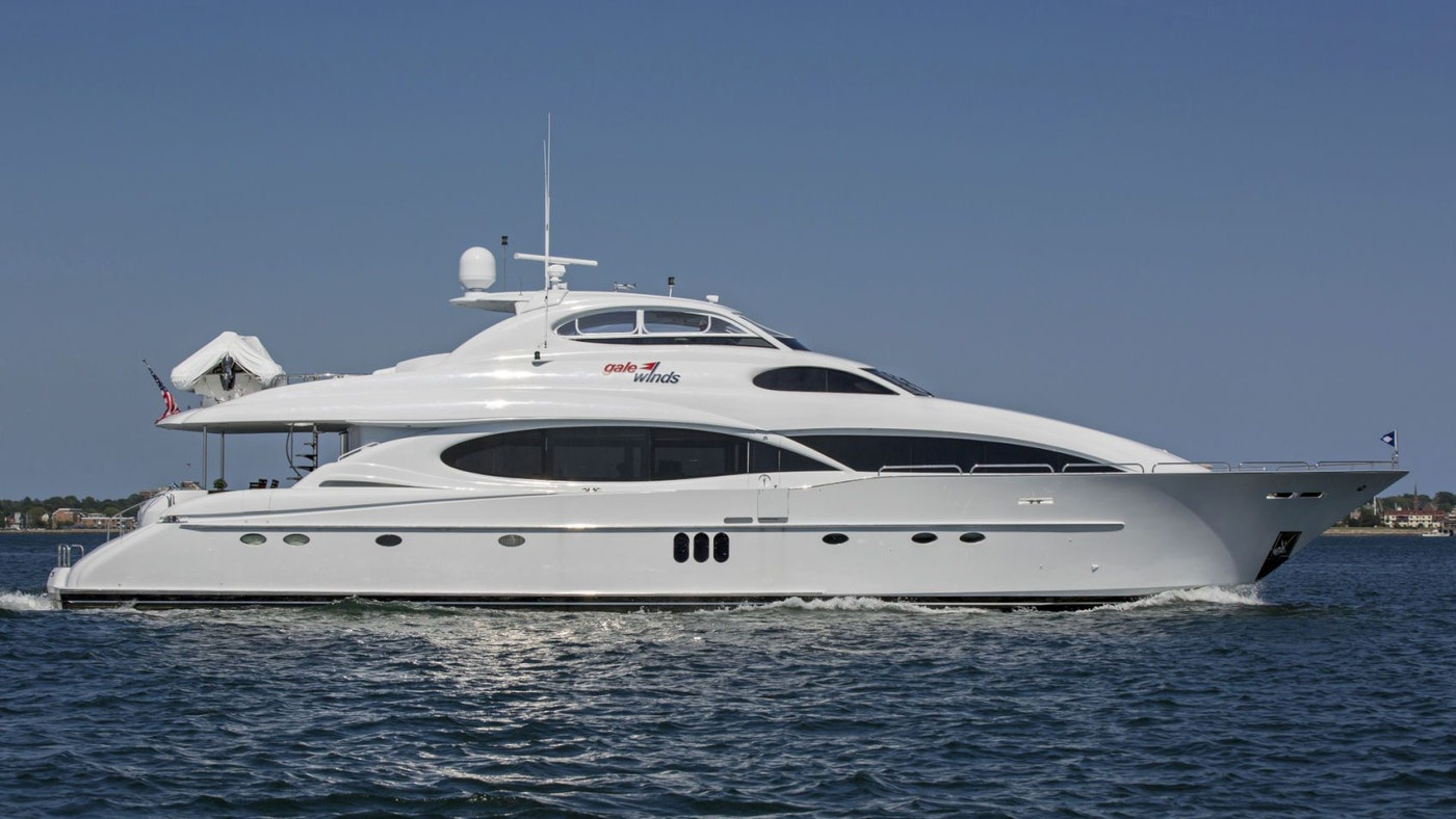 GALE WINDS NOW LISTED FOR SALE WITH NORTHROP & JOHNSON