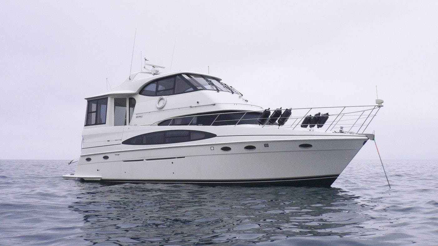 MOTOR YACHT HIGH CONCEPT FOR SALE