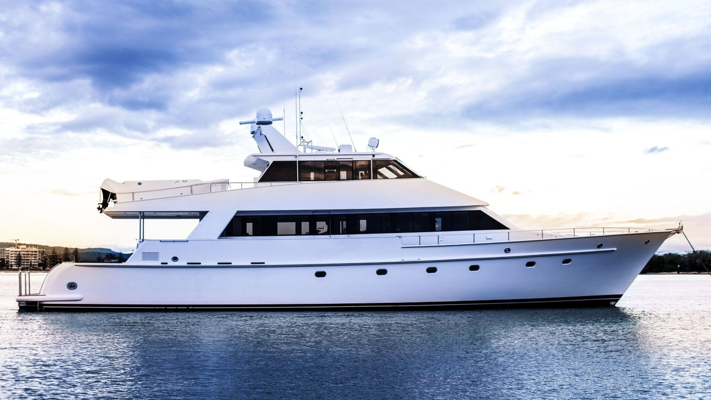 MOTOR YACHT LAURA J NOW AVAILABLE FOR CHARTER WITH NORTHROP & JOHNSON