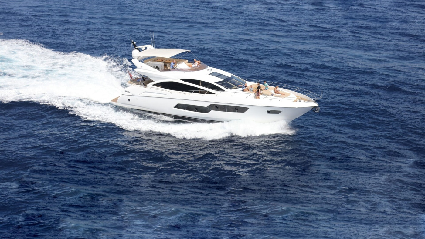 MOTOR YACHT ALLEGRIA FOR SALE WITH NORTHROP & JOHNSON