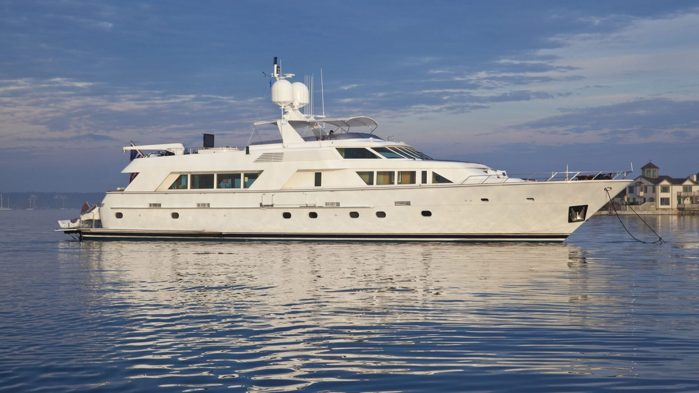 MOTOR YACHT VICTORIA NOW FOR SALE WITH NORTHROP & JOHNSON