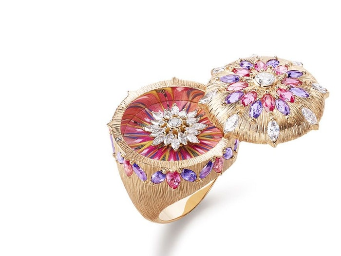 PIAGET'S SUNLIGHT JOURNEY COLLECTION