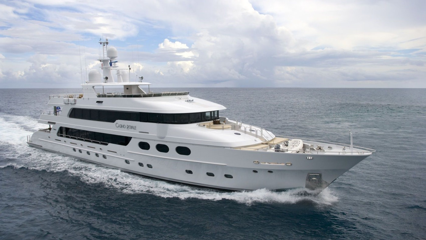 CASINO ROYALE SOLD BY NORTHROP & JOHNSON