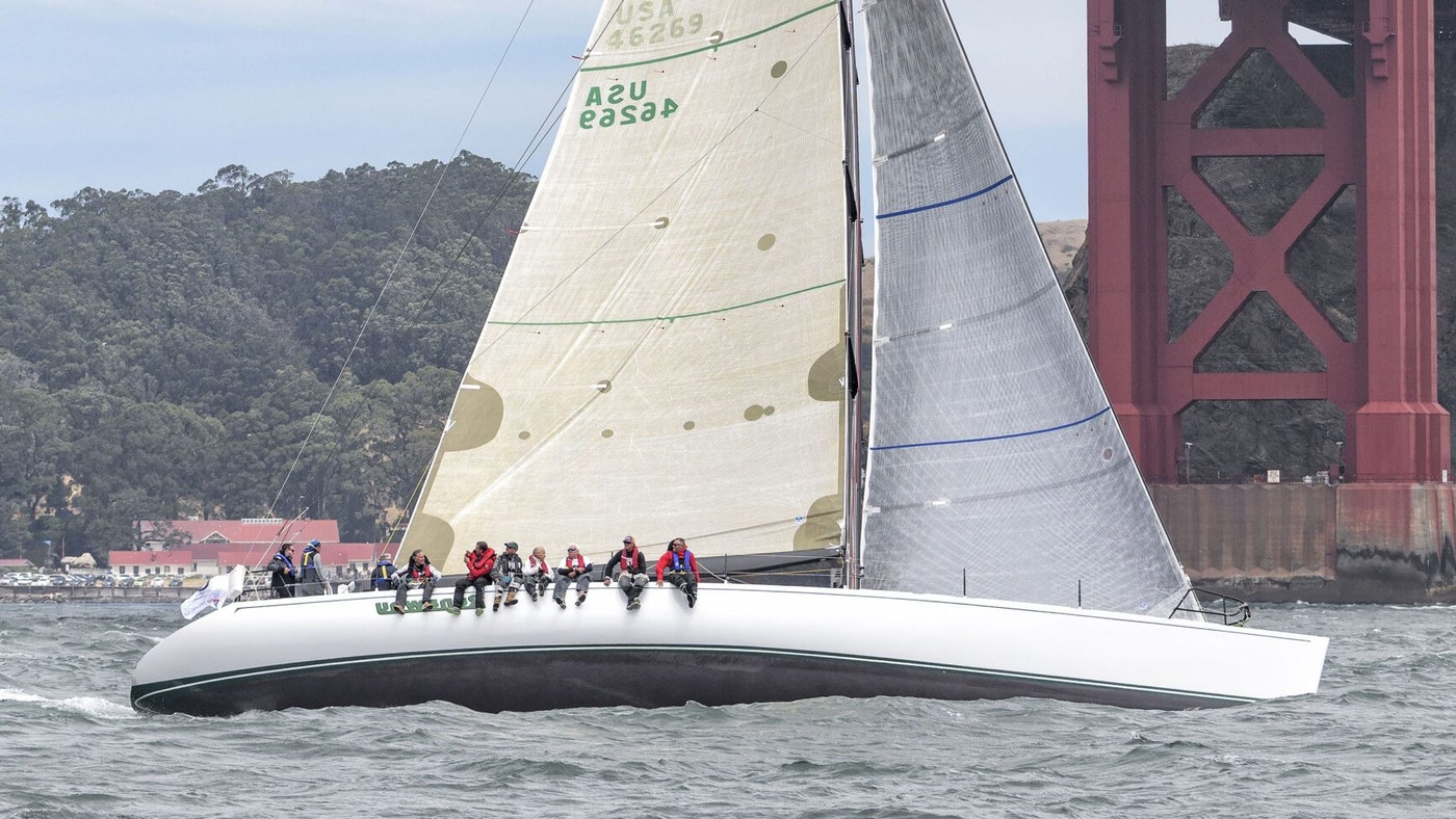 SAILING YACHT RUNAWAY NOW FOR SALE WITH NORTHROP & JOHNSON