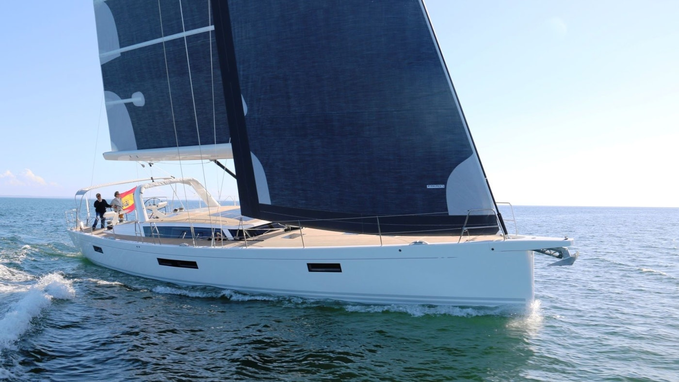 SAILING YACHT BIGMARU NOW FOR SALE WITH NORTHROP & JOHNSON