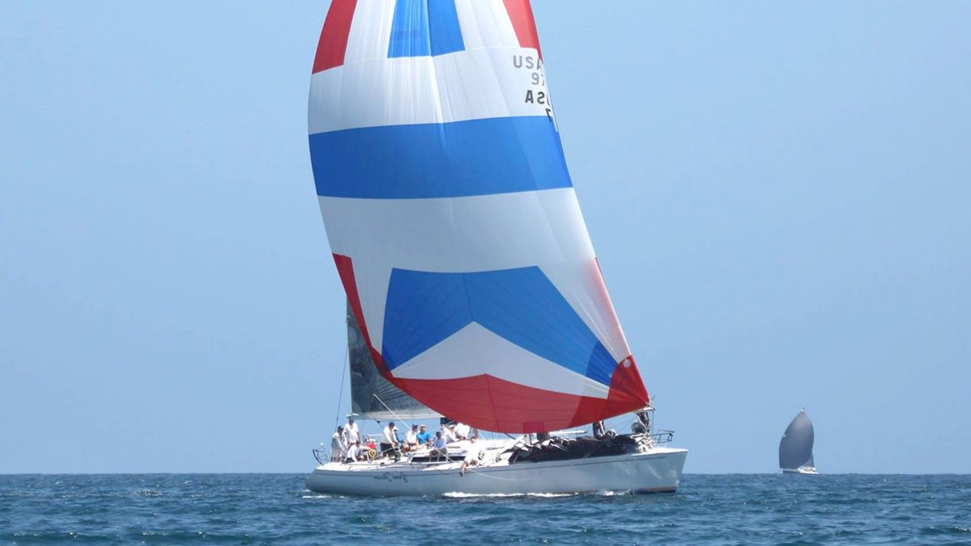 SAILING YACHT GRAND ILLUSION NOW FOR SALE WITH NORTHROP & JOHNSON