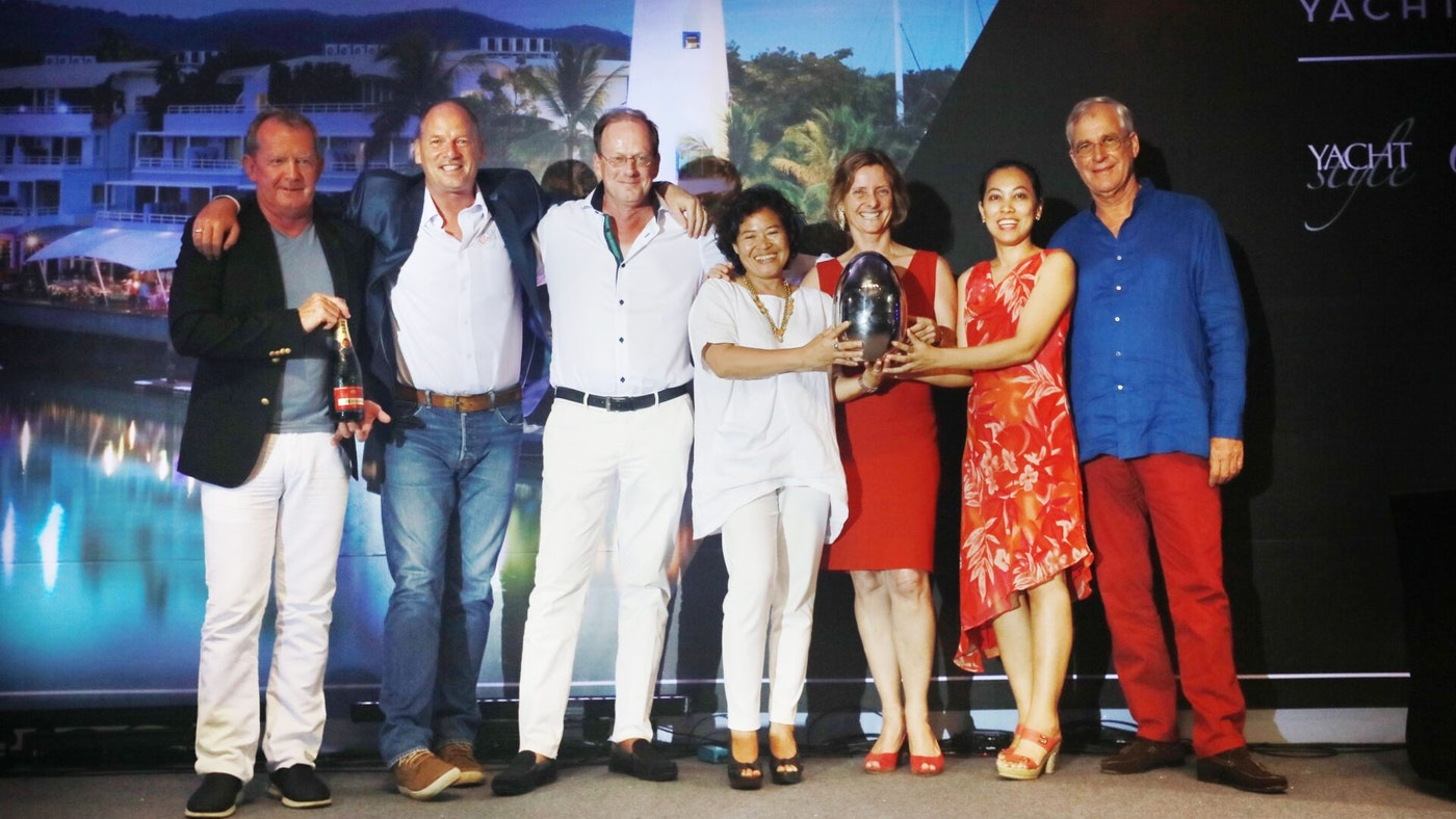 "NORTHROP & JOHNSON ASIA WINS ""BEST ASIAN-BASED CHARTER COMPANY"""