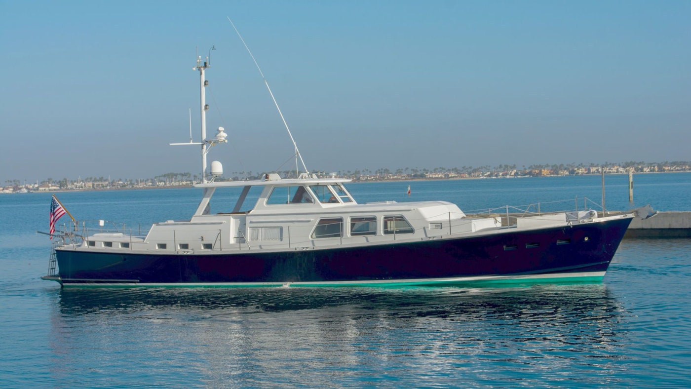 ISLANDER YACHT RECEIVES A $20,000 PRICE REDUCTION