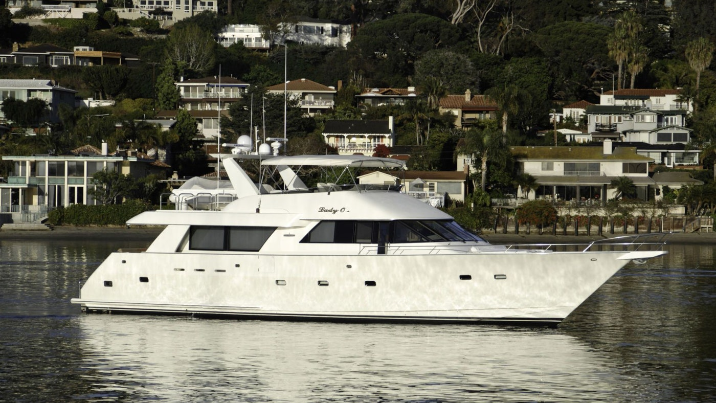 LADY O RECEIVES A PRICE REDUCTION JUNE 2018