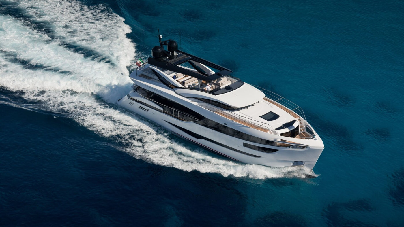 MOTOR YACHT KALLIENTE NOW FOR SALE