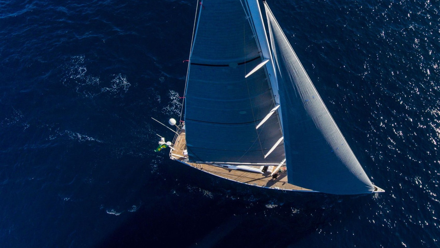 CUSTOMIZED INSURANCE PROTECTION FOR YOUR SAILING YACHT
