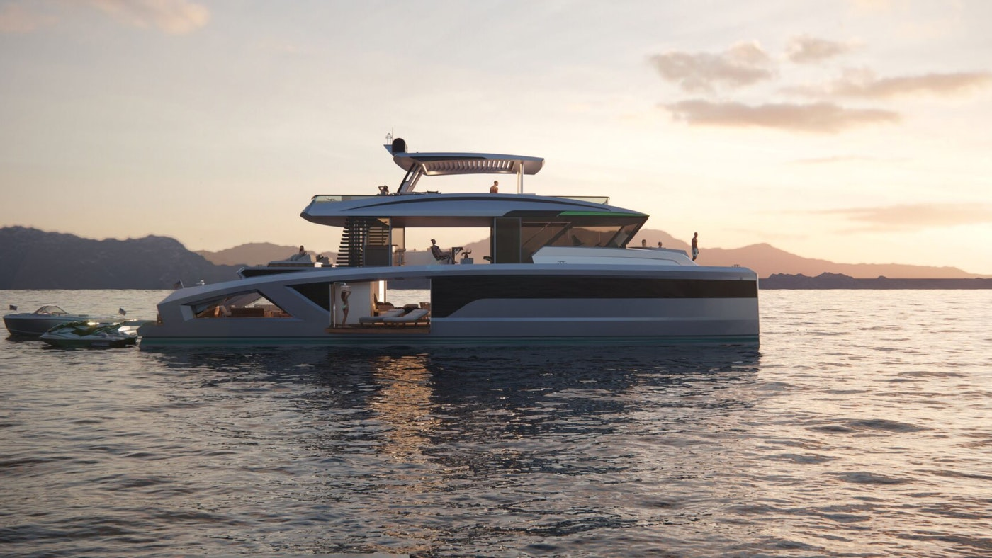 OASIS YACHTS 80 NOW FOR SALE WITH NORTHROP & JOHNSON