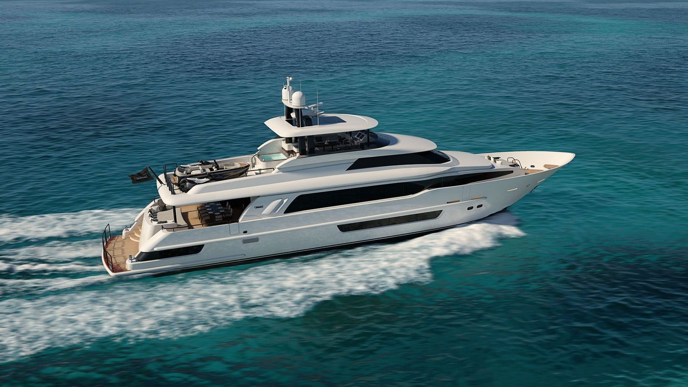 CRESCENT 117 NOW FOR SALE WITH NORTHROP & JOHNSON