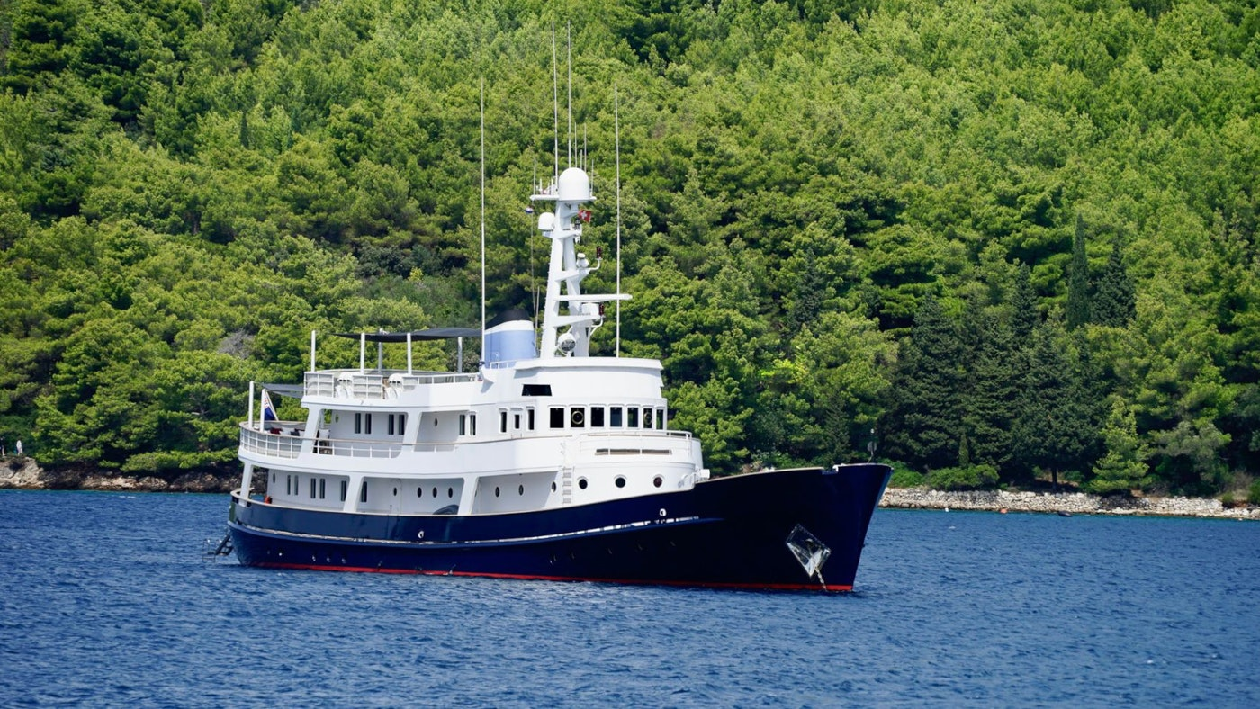 ICE LADY NOW FOR CHARTER WITH NORTHROP & JOHNSON