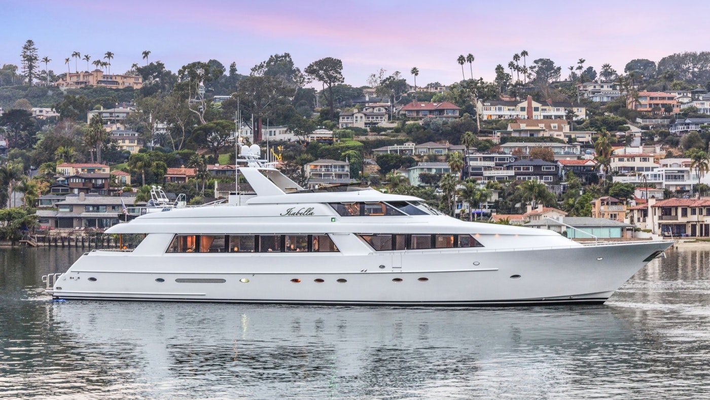 ISABELLA NOW FOR SALE WITH NORTHROP & JOHNSON