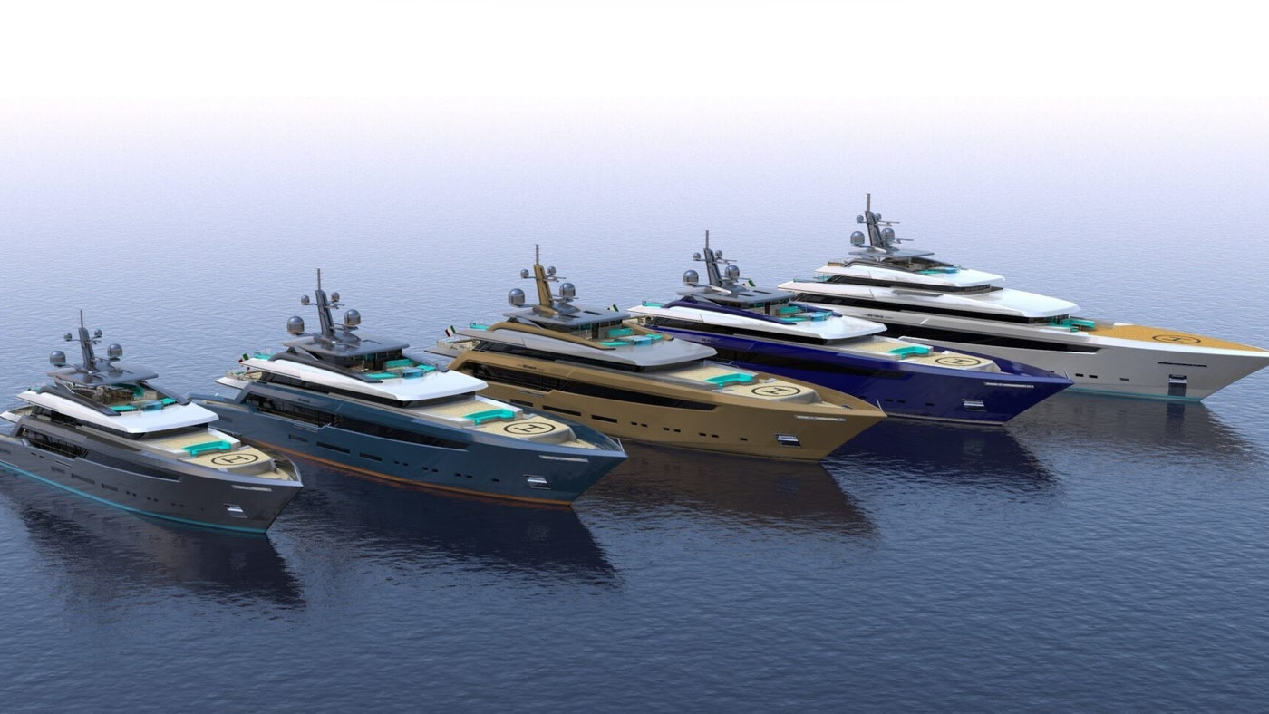 NORTHROP & JOHNSON IS DELIGHTED TO ANNOUNCE THE BEYOND SUPERYACHT SERIES