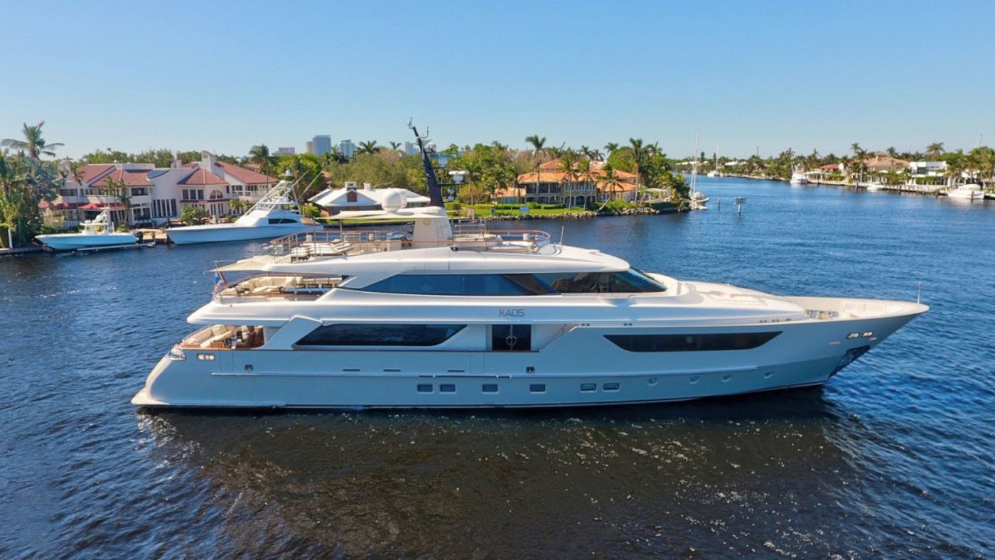 KAOS NOW FOR CHARTER WITH NORTHROP & JOHNSON
