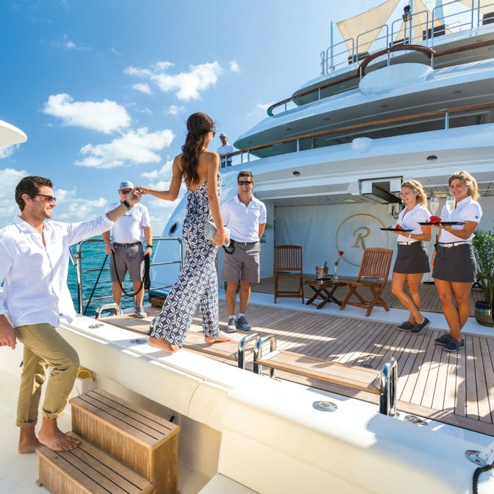 Northrop & Johnson Charter Yachts Offer Safety and Calm Amidst Coronavirus