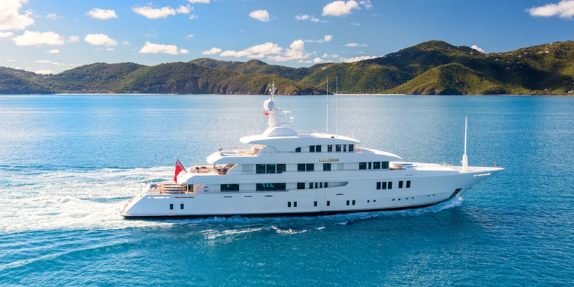 Superyacht Owner's Home Away from Home, 205 (62.48m) Icon Superyacht Party Girl