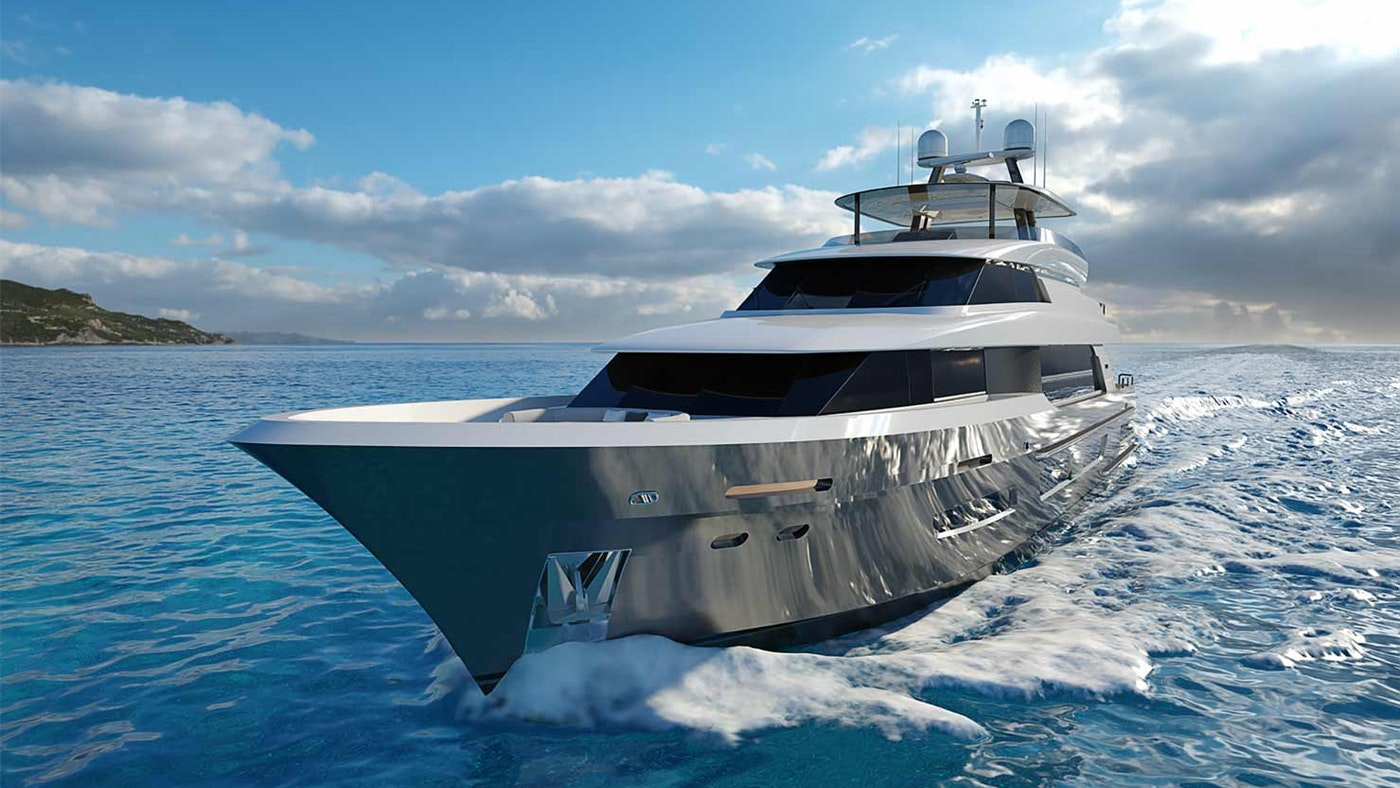 Crescent Custom Yachts Discuss Yacht Building and Major Refits