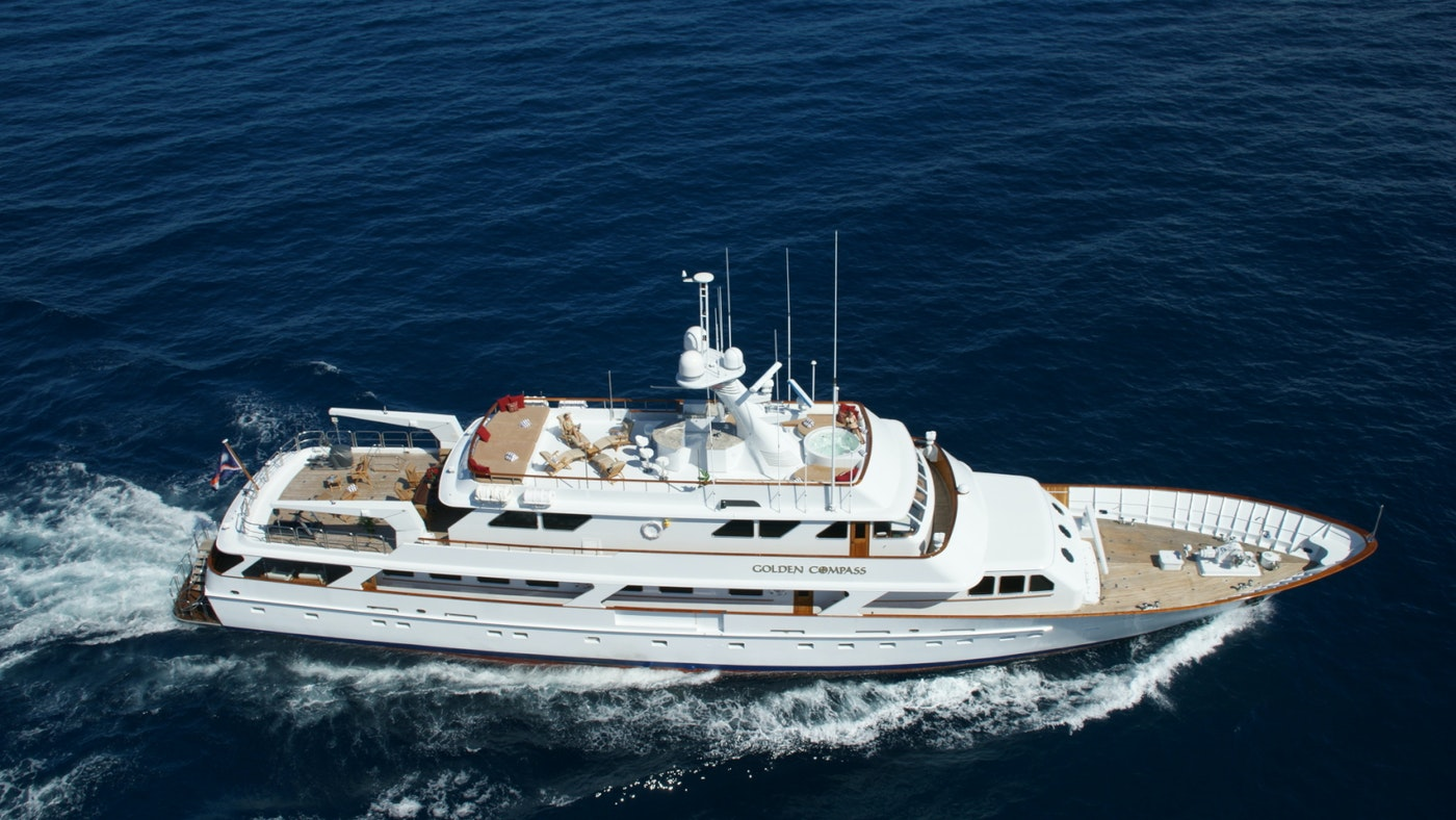GOLDEN COMPASS NOW FOR SALE WITH NORTHROP & JOHNSON