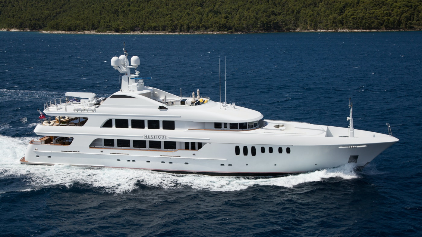 MUSTIQUE NOW FOR SALE WITH NORTHROP & JOHNSON