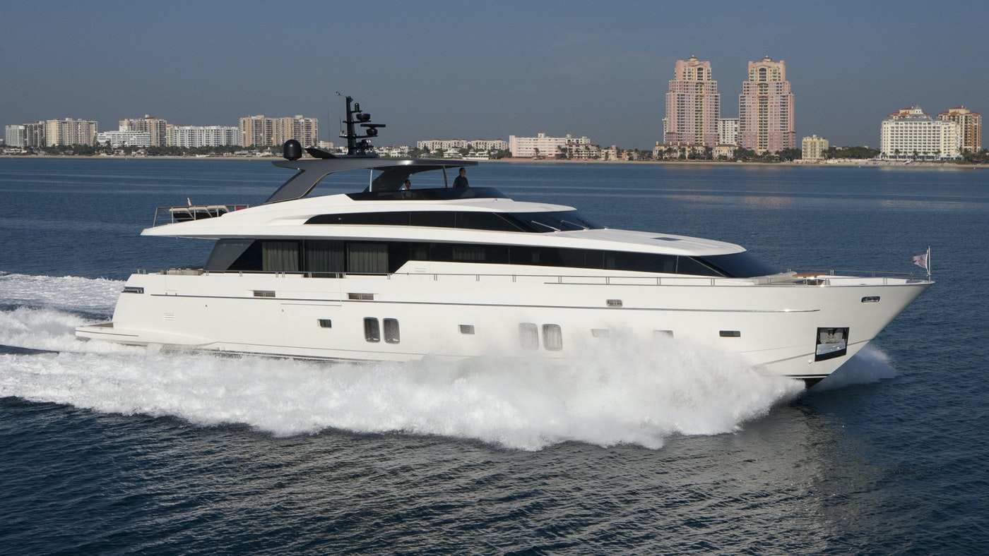 BODACIOUS NOW FOR CHARTER WITH NORTHROP & JOHNSON