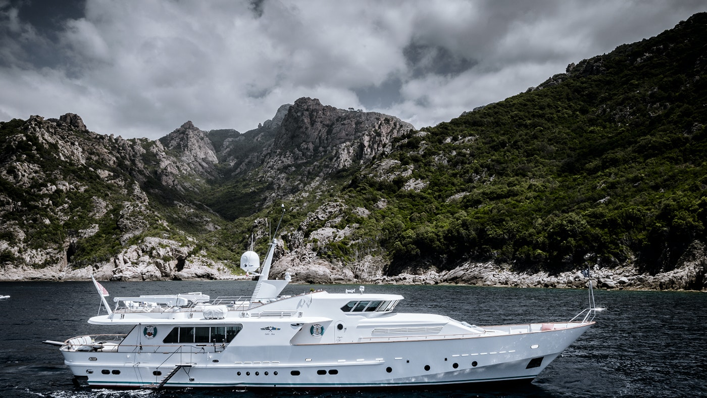VESPUCCI Now for Charter