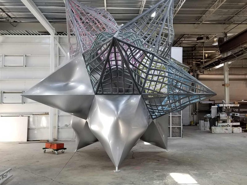 The Art of Sculpture and Superyacht Interiors