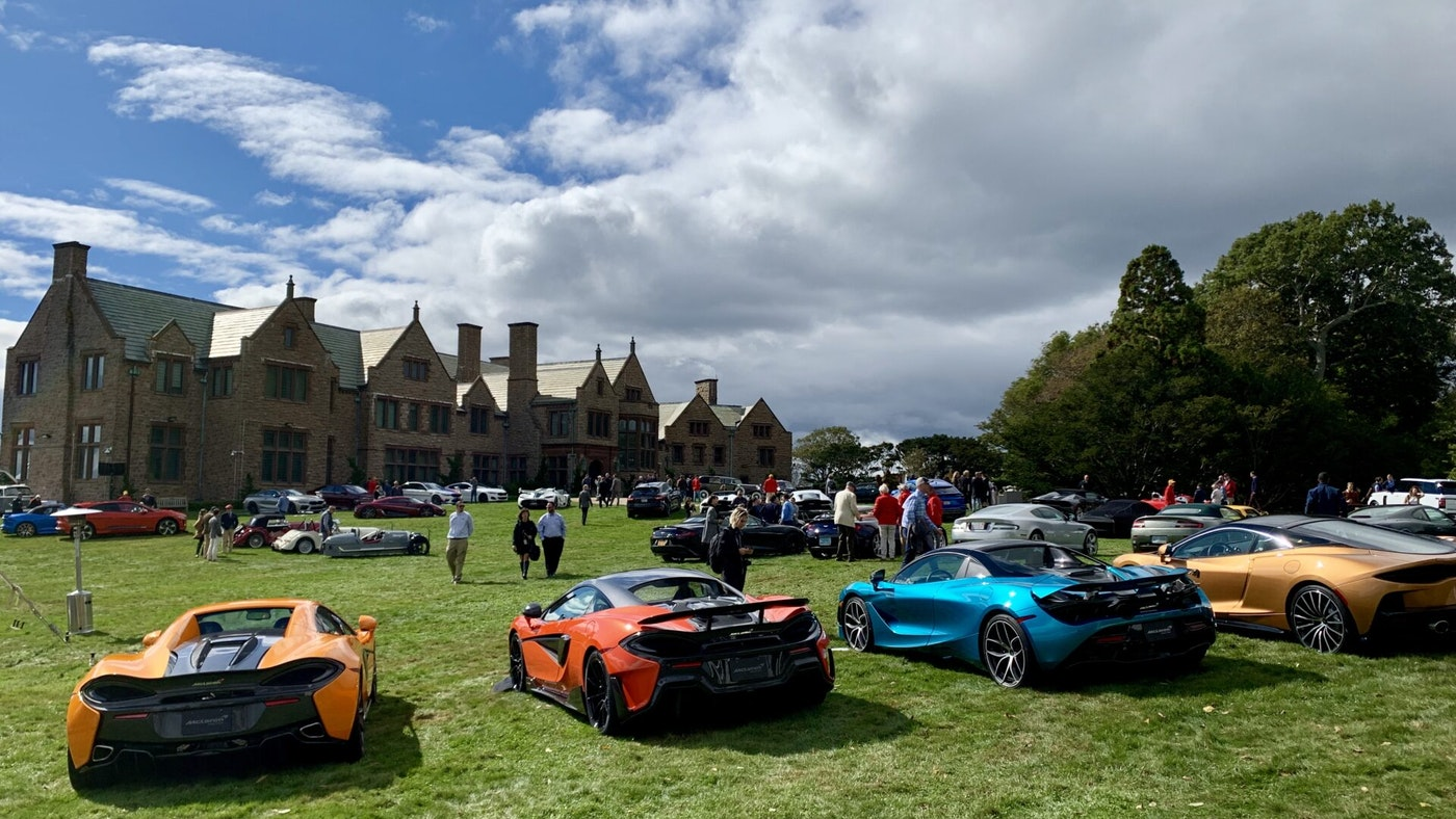2019 AUDRAIN'S NEWPORT CONCOURS & MOTOR WEEK WRAP UP