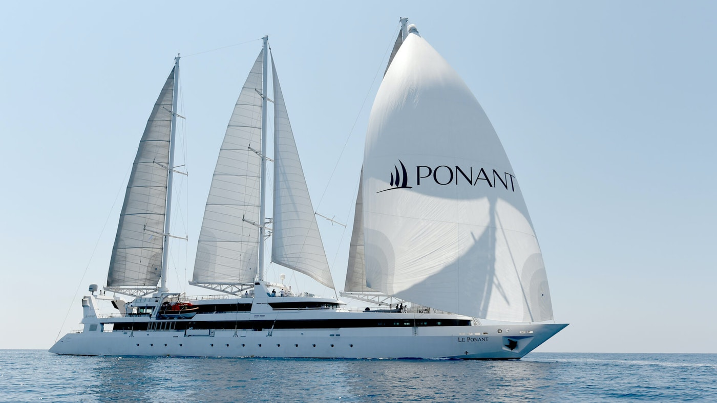 PONANT — WE PROTECT BETTER WHAT WE KNOW WELL