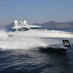 130' (39.6m) Mangusta VENI VIDI VICI Now for Charter