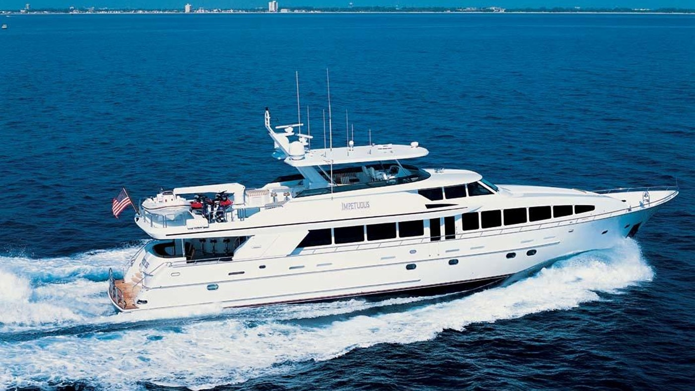IMPETUOUS SOLD BY NORTHROP & JOHNSON