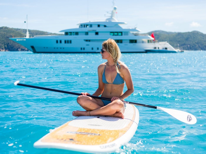 Eight Yachts to Spend Spring Break in Style