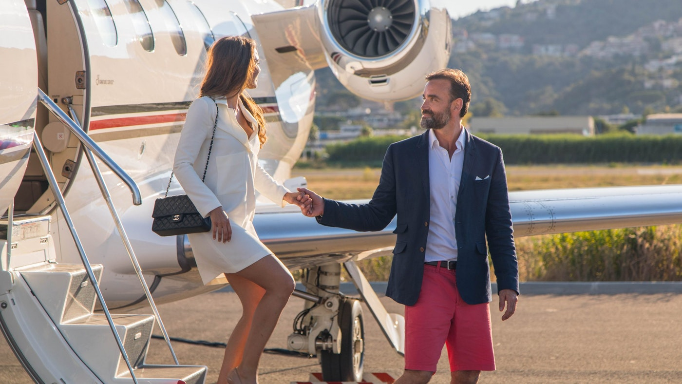 N&J Clients Fly in Style with NetJets