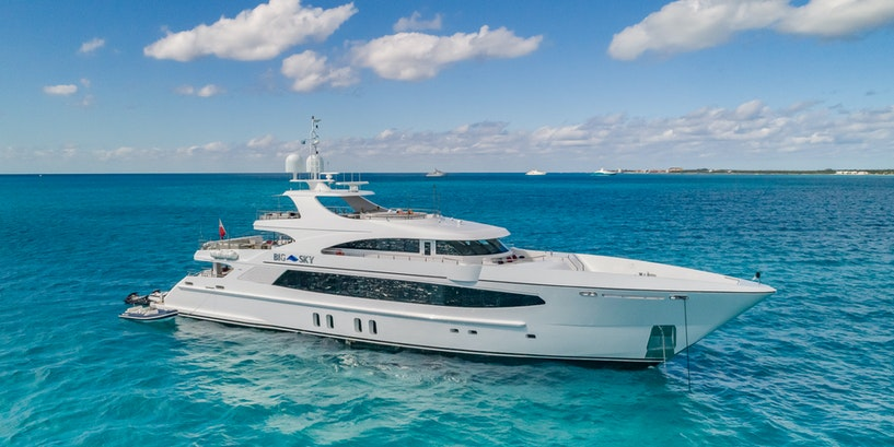 BIG SKY now for sale with Northrop & Johnson