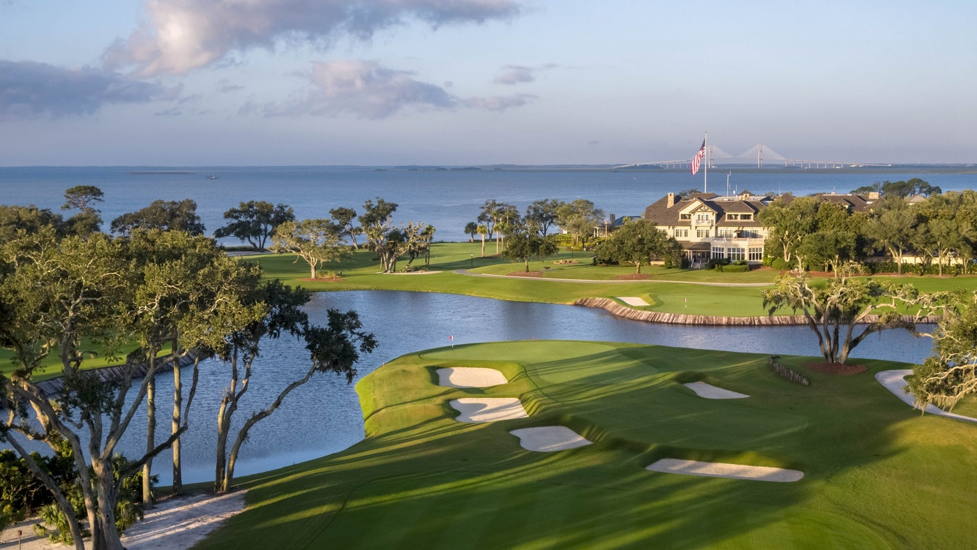 Sea Island — A Family and Friends Favorite
