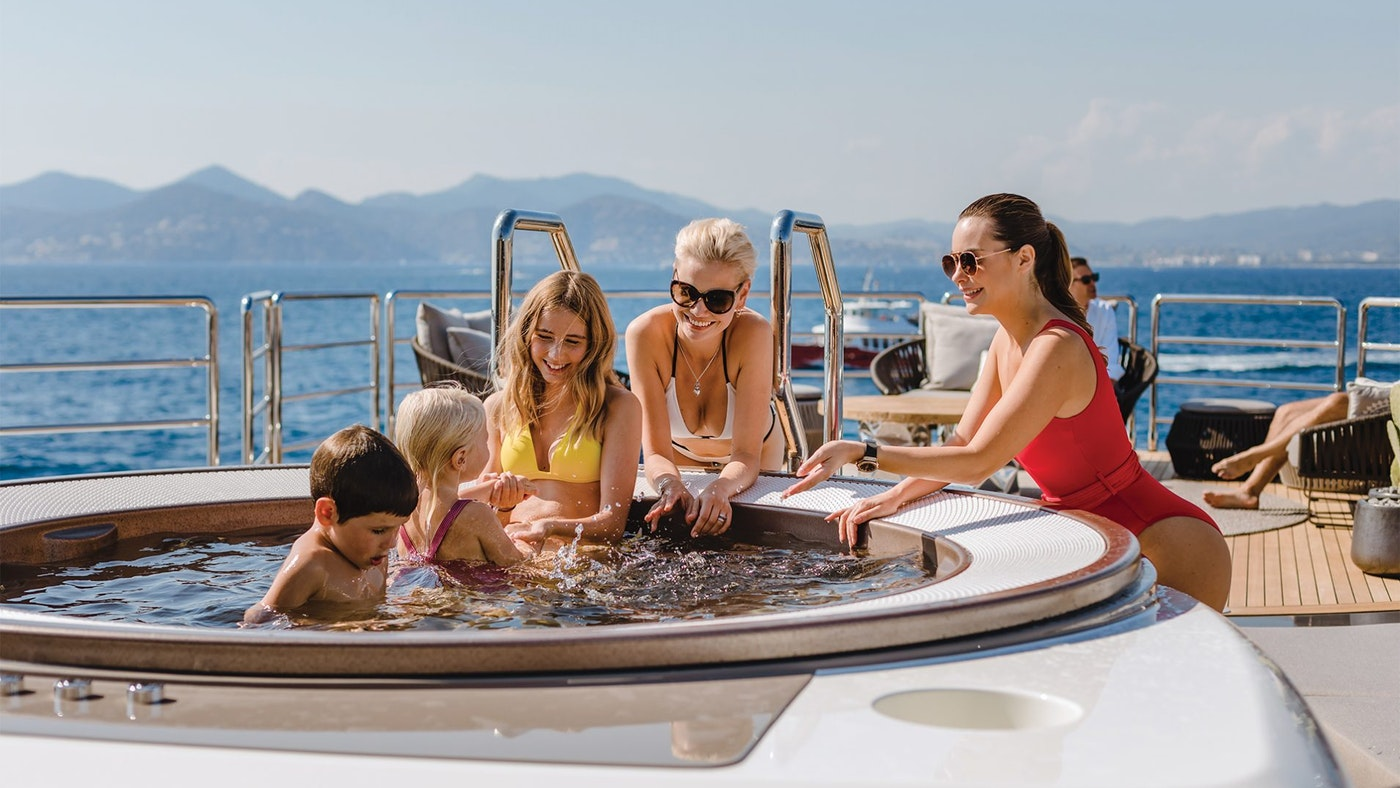 Top Charter Yachts for Family Fun — Summer 2021