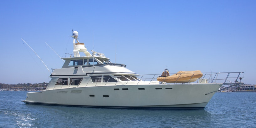75′ (22.86m) Yachtfisher EL AMO Now for Sale