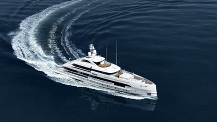 luxury motor yacht for sale HOME cruising the mediterrean ocean