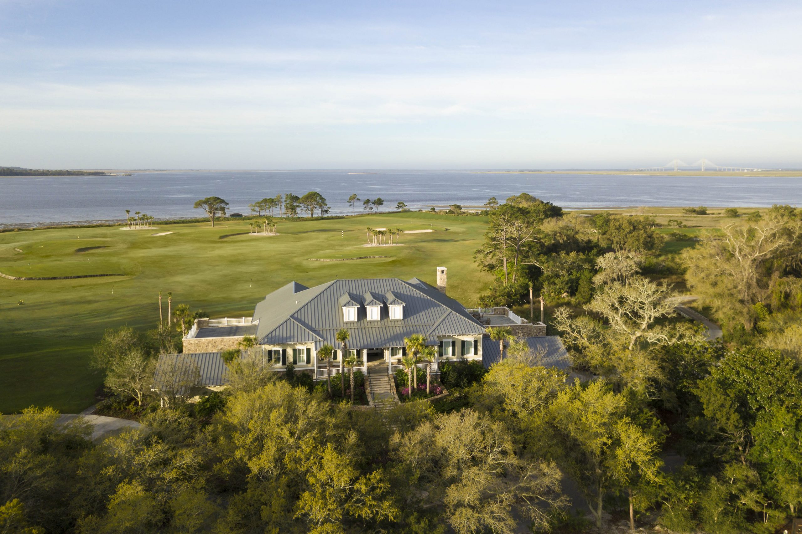 Sea Island Resort Gold Practice Center