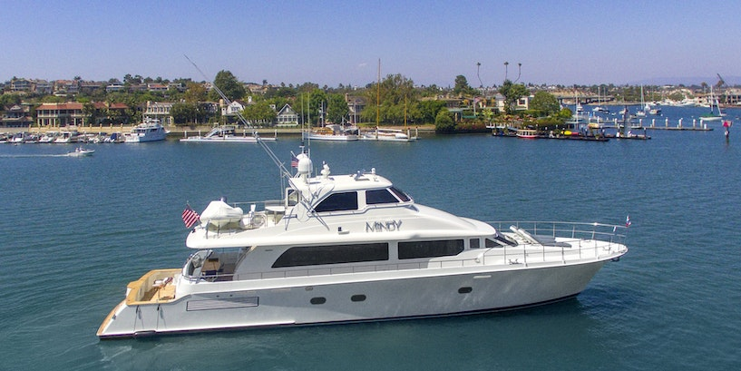 80′ (24.38m) Yachtfisher MINDY Now for Sale