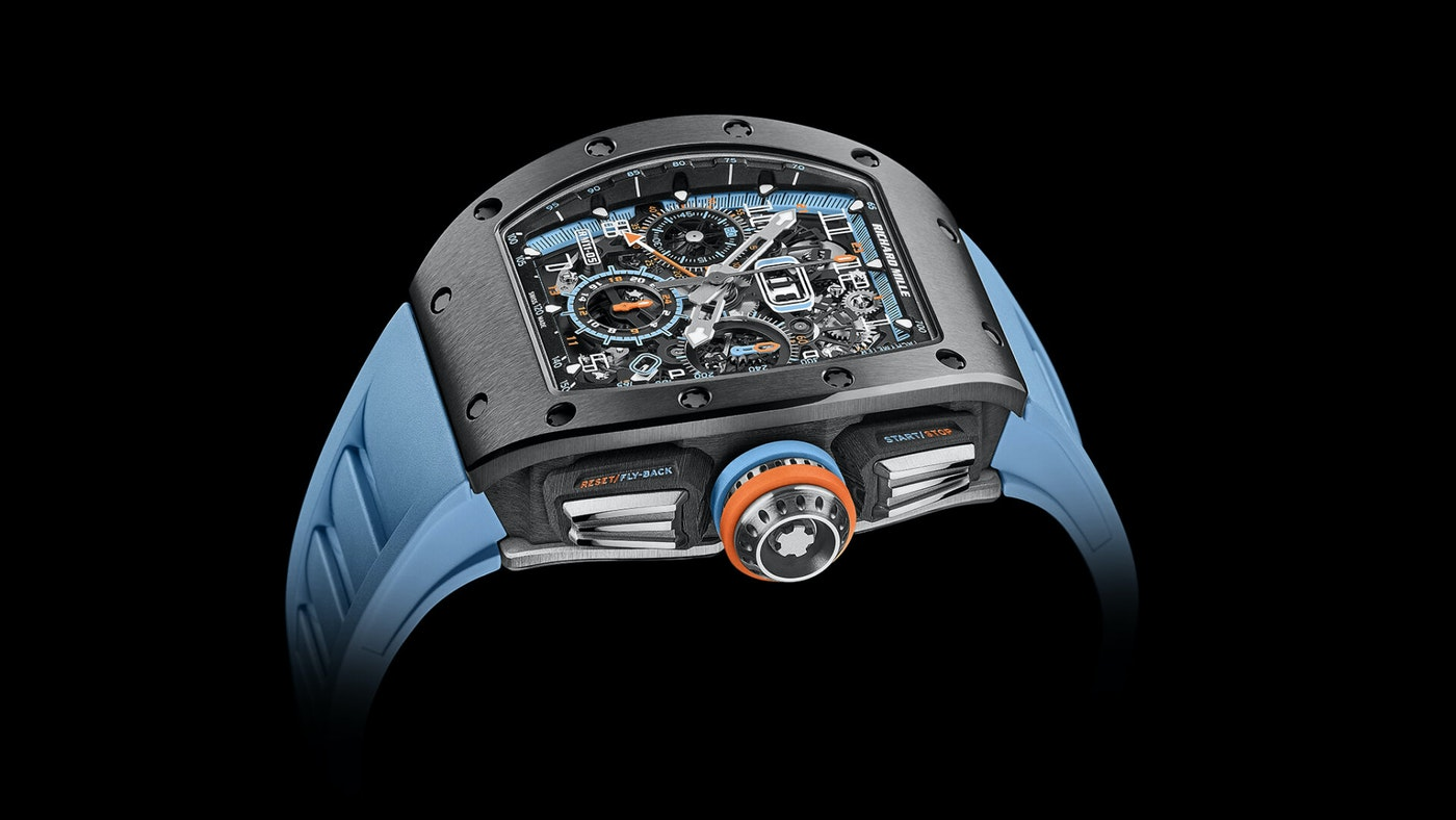 Richard Mille Enters the Grey Zone