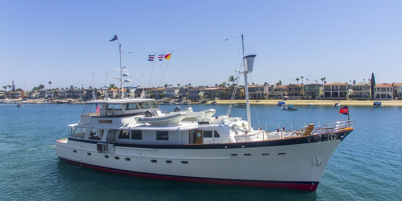 92-foot (28.04m) NORDIC STAR Now for Sale
